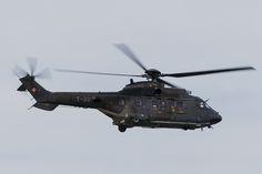 T331 - Eurocopter AS532 Cougar
