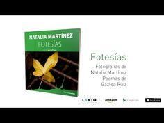 Nuevo #booktrailer de 'Fotesías' - YouTube