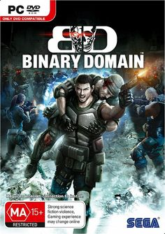 Shop for Binary Domain (xbox Starting from Choose from the 5 best options & compare live & historic console video game prices. Science Fiction, Videogames, Latest Video Games, Xbox 360 Games, Playstation Games, Single Player, Tk Maxx, Free Games, Videos