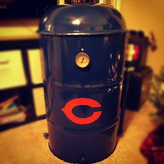 Ugly Drum Smoker Chicago Bears