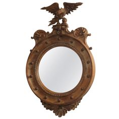 Federal Style Mirror