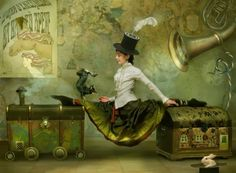 Surrealismo: SENSUALIDADE E MAGIA NAS FOTOGRAFIAS SURREAIS DE ...