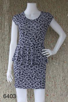 Pre-order Peplum Dress, wholesale dress, dress, summer dress