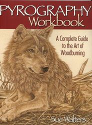 Great book on Pyrography
