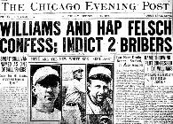 Black Sox Scandal | Key Figures in the 1919 Black Sox Scandal