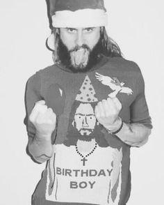 """Mi piace"": 26, commenti: 2 - Jared_is_a_god (@jared._.leto._.god._) su Instagram: ""Birthday boy= birthday suit ❤️"""