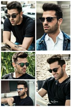 Konstantinos Argiros (greek singer) for Pepe Jeans. Kostas Martakis, Famous Singers, Handsome Guys, Folk Music, I Cant Even, Pepe Jeans, Famous People, Greek, Mens Sunglasses