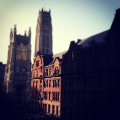 Where I will be studying in September :) #NYC