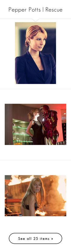 """Pepper Potts 