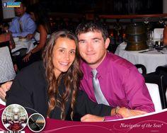 Eddie & Courtnay Bernaldez #familycruise2015