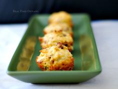 Grain-Free Bacon Egg and Cheese Breakfast Muffins #RealFoodOutlaws