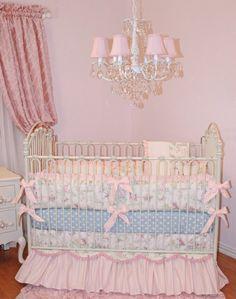 Fairy Tale Crib Linens