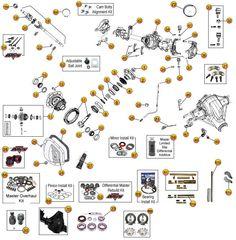 2007 Jeep Wrangler Parts Diagram Soa Esb Jk Nemetas Aufgegabelt Info Interactive Axle Dana Model 44 Front