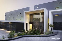 Architecture Beast: Modern Mansion With Perfect Interiors by SAOTA   #archibeast…
