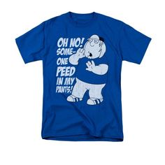 Family Guy - In My Pants Adult Regular Fit T-Shirt