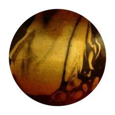 Circle - Ceramic 24 - Random Series - Diane Manton - January 2014