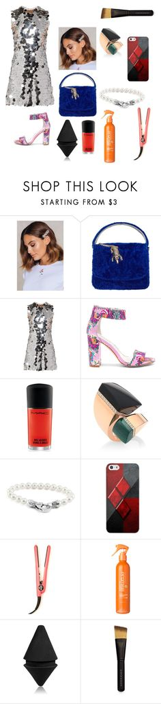 """""""Untitled #948"""" by yasm-ina ❤ liked on Polyvore featuring Amélie Pichard, Miu Miu, Jeffrey Campbell, MAC Cosmetics, Roberto Coin, Lagos, Samsung, Forever 21, Uniqkka and Givenchy"""
