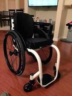 New @LasherSport wheelchair