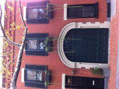 Brooklyn Heights carriage house