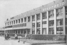 Aeroporto Santos Dumont – Anos 60-