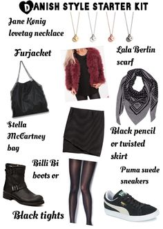 Winter 15/16 typical outfit that almost every teenage girl wear especially of you are from the north-east part of Sjælland | Copenhagen Denmark fashion beauty cph Stella McCartney Lala Berlin Billi Bi Puma danish