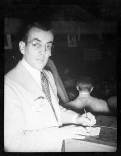 Glenn Miller signing autographs at the Watson Tobacco Warehouse, Wilson, NC, Glenn Miller, Louis Armstrong, Jazz Musicians, Old Pictures, Grandparents, Old Hollywood, Farmers, Wwii, North Carolina
