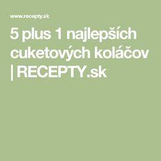 5 plus 1 najlepších cuketových koláčov | RECEPTY.sk