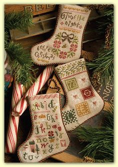 161 Flora McSample's 2013 Christmas Stockings