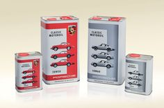 Porsche Classic launching branded motor oil for air-cooled boxer engines