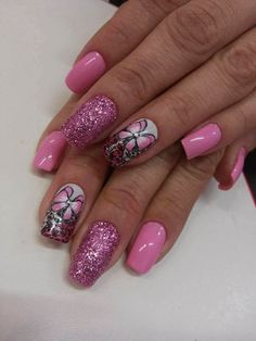 Simple Nail Art Designs and Ideas 2014