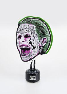 Joker Neon Light Suicide Squad