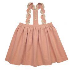 je suis en cp pink twisted dress