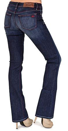 Bullet Blues Bombshell boot cut premium designer jeans