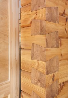 This Log home in the Spanish mountains by Nordicasa Design & Construction is made of 165 mm laminated wood beams using wood from Finland. http://design-milk.com/log-home-in-spain-by-nordicasa-design-construction/------------>>> Checkout #craftpro #router #cutters by #Woodfordtooling Woodworking Tools and Machines UK. http://www.pinterest.com/woodfordtooling/craftpro-router-cutters/