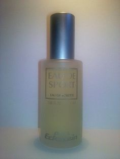 Eau de Sport by Dr. R. A. Eckstein / Linde Eckstein KG   Grapefruit, Woods, Citruses, Chypre accord