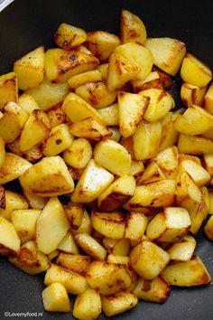 Basiskoken #1: De lekkerste gebakken aardappels - Lovemyfood.nl