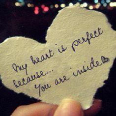 Lovely words