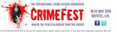 Mystery Fanfare: CrimeFest Award Nominees