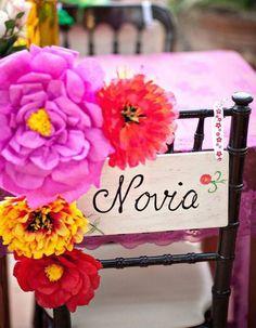 27 Must-See Dia de los Muertos Wedding Ideas via Brit + Co.