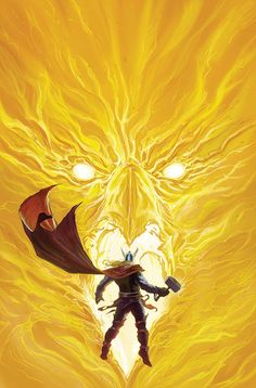 Thor vs Phoenix