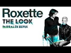 Roxette - The Look (Parralox Remix) Marie Fredriksson, Remix Music, Pop Rocks, Album, Youtube, Youtubers, Youtube Movies, Card Book