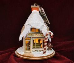 Ginger Cottage Collection: Santa's Workshop. Released in 2011