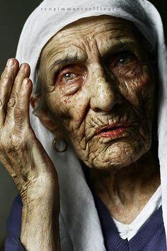 Beautiful portrait. Cemile Yildiz Kinay