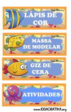 Sea Theme, Baby Shark, Professor, Classroom, Ads, Education, Blog, Alice, Decoration