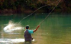 Pesca con mosca, equipo básico y accesorios