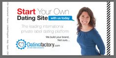 Start my own dating website