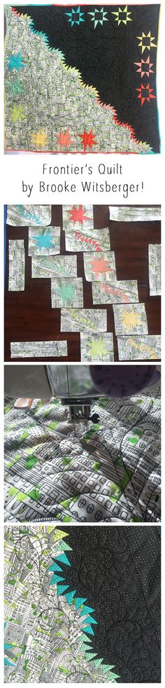 Congratulations to Brooke Witsberger of @sewingsane !!! She was the grand prize winner of the Kuni Island City Life Fabric Challenge! Read more at our Ink & Arrow Fabrics blog!