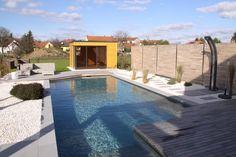 Outdoor Decor, Home Decor, Pond, Natural Stones, Swim, Room Decor, Home Interior Design, Home Decoration, Interior Decorating
