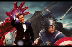London Première - Avengers Assemble