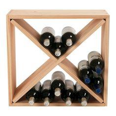 Cellar Cube Wine Rack -- to DIY?